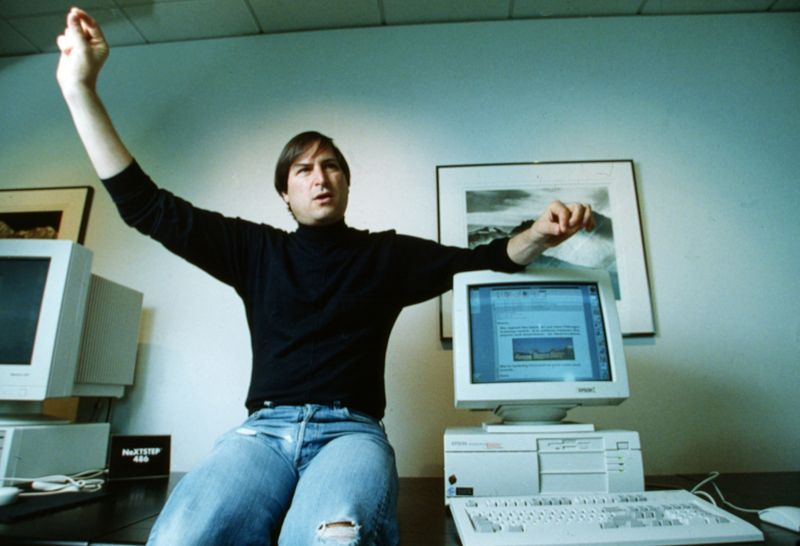 Steve Jobs is positive about his use of psychedelic drugs