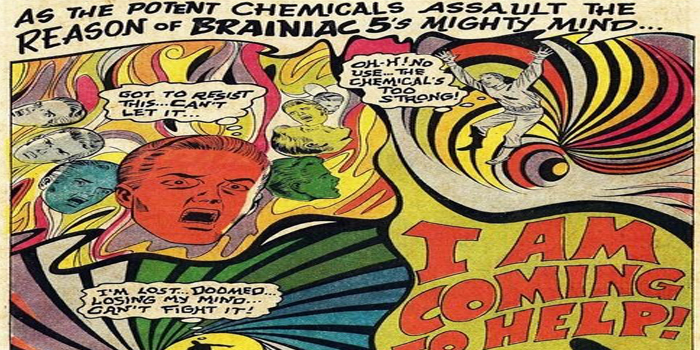 Origins of psychedelic art