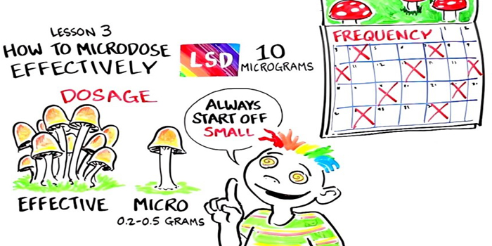 How to Microdose Effectively