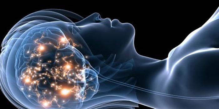 Psilocybin calms the mind