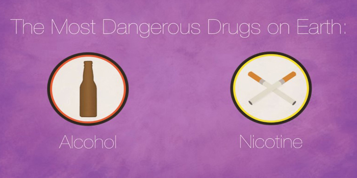 The Most Dangerous Drugs