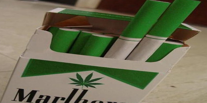Marlboro is waiting for marijuana to become legal